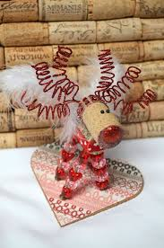 624 best reindeer ornaments images on