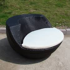 classy furniture for outdoor living room decoration with white