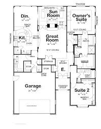 Open Floor Plans Homes Best 25 2 Bedroom House Plans Ideas That You Will Like On