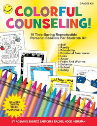 identifying and expressing feelings elementary counseling