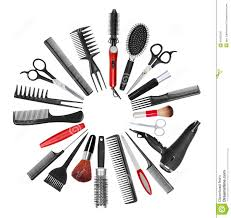 tools for makeup artists a collection of tools for professional hair stylist and makeup a