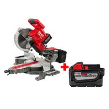 home depot miter saw black friday milwaukee m18 18 volt fuel lithium ion brushless cordless 10 in