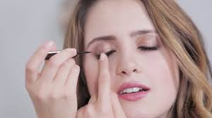 did laura marano really cut her hair disney star laura marano applies liner with her eyes closed