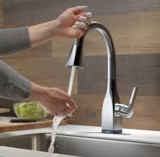 Kitchen Faucets Consumer Reports by Innovative Hands Free Kitchen Faucet In Interior Decorating