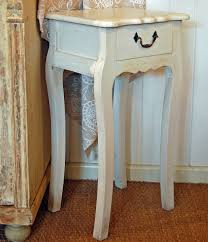 french style shabby chic bedside table