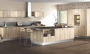 modele de cuisine avec ilot superb modeles de cuisine avec ilot central 12 cuisine en bois