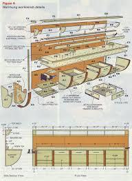 wall hung workbench plan u2022 woodarchivist