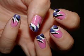how to do nail art at home pleasing nail designs home home