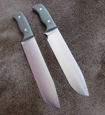 big knives bowie survival combat bushcraft just big