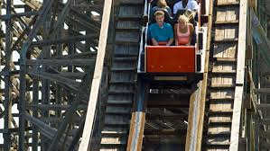 New Texas Giant Six Flags Over Texas What New Twists May Be In Store For Looping Wooden Roller Coasters