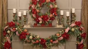 Banister Christmas Garland Creating Custom Christmas Garland Youtube
