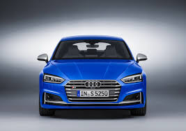 top speed audi s5 the audi s5 sportback in blue is amazing