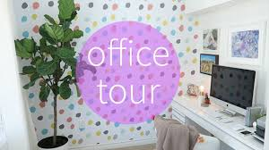 how to organize your office how to organize your office office reveal youtube