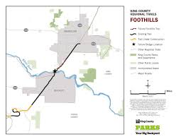 Enumclaw Wa Map Foothills Trail King County