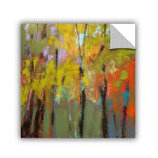 28 full colour woods forest trees jungle cracked 3d wall art full colour woods forest trees jungle cracked 3d wall art artwall trees three wall mural ebay