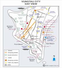 Vt Map Vung Tau Maps Vung Tau City Portal