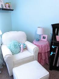the modest homestead ava u0027s pretty pink and aqua nursery