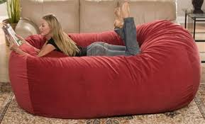 unthinkable oversized bean bag chairs large bean bag chair