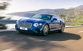 bentley sports car bentley goes hybrid with new 2018 continental gt details