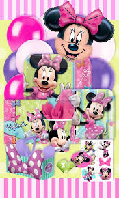 25 minnie mouse balloons ideas minnie mouse