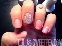 lulu u0026 sweet pea changing your gel color without soaking them