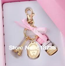 aliexpress key rings images Cake macarons fashion france laduree effiel tower keychain best jpg
