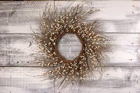 twig wreath cwi gifts pip berry twig wreath 22 inch ivory