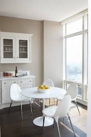 White Tufted Dining Chairs Dining Room White Dining Chairs With Arms Modern Upholstered