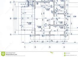 blueprint floor plan part of blueprint floor plan architectural drawing background