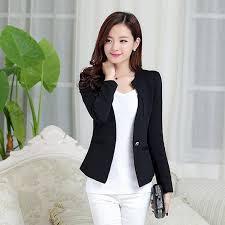 casual blazer s black slim blazer coat fashion casual jacket sleeve