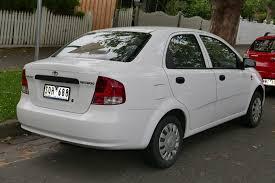 daewoo kalos sedan 1 6 i 16v 106 hp