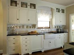 How To Antique Kitchen Cabinets With White Paint Kitchen Very Large White Kitchen Cabinet With Island Featuring