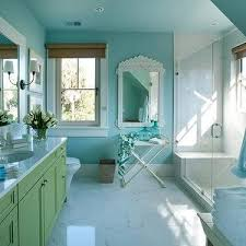 hgtv bathrooms green and turquoise bathroom turquoise