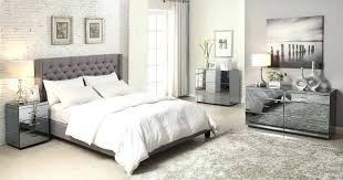 Bedroom Furniture Ni Bedroom With Mirrored Furniture Mirrored Glass Bedroom Furniture