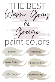 best greige cabinet colors 9 of the best greige and warm gray paint colors and how to