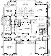 Home Plans Designs Telstra Us On French House Plans With - Home designs with courtyards