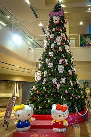 christmas japan kitty xmas tree japan travel mate
