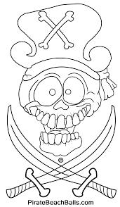pirate m r skull