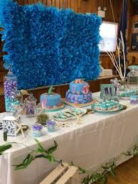 the sea baby shower decorations the sea baby shower party ideas photo 10 of 17 catch my