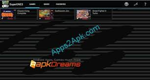 snes emulator android supergnes snes emulator v1 5 5 apk 4appsapk