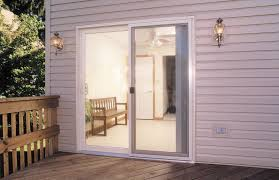 Patio Doors With Windows Patio Doors Excel Windows Replacement Windows