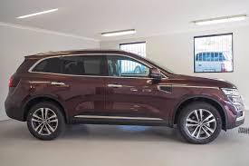 renault koleos 2017 2017 renault koleos intens hzg red for sale in melville