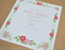 how to make invitations make handkerchief invitations