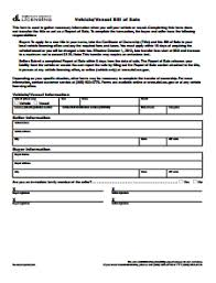 bill of sale form free download create edit fill and print
