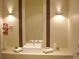 designer bathroom lighting modern bathroom lighting with mirror l