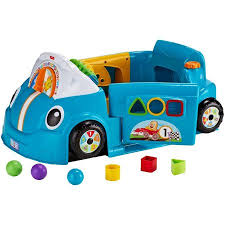car prize fisher price laugh learn smart stages crawl around car blue