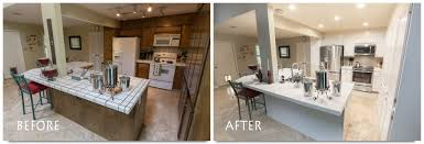 Bathroom Remodeling Ideas Before And After by Before After Kitchen Remodel Amazing Before And After Kitchen