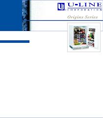 u line refrigerator 75r user guide manualsonline com