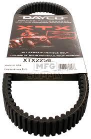 dayco xtx xtreme torque belt fits polaris ranger models atv