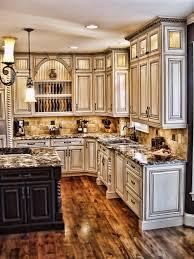 rustic kitchen designs granite countertop rustic drawers corner